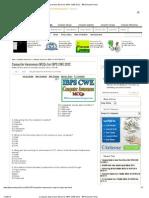 Computer Awareness MCQs for IBPS CWE 2012 - IBPS Exams Portal