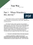 Battle of Worldviews