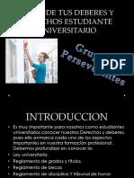 Aprende Tus Deberes y Derechos Estudiante Universitario
