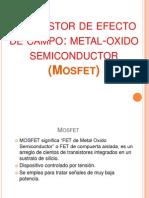 Fet Metal Oxido Semiconductor