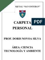 carpeta pedagogica primaria