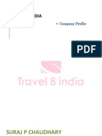 Travel 8 India - Company Profile for Corporatesand Quotation.