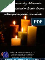 Recursos Liturgicos 2012-2013 Adviento Epifania