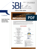 Strategic Business Insight E-bulletin - 7