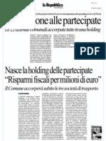 Rassegna Stampa 28.11.12