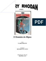 P-027 - O Domínio do Hipno - Clark Darlton