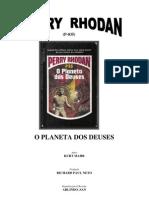 P-035 - O Planeta Dos Deuses - Kurt Mahr