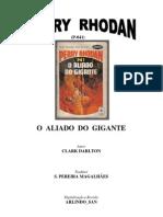 P-041 - O Aliado Do Gigante - Clark Darlton