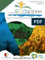 Boletim Rc Carioquinha - Jmjrio2013 - Ed 2 Por