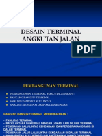 Slide Desain Terminal