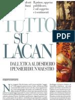Recensione Al Libro Di Massimo Recalcati Su Jacques Lacan - La Repubblica 28.11.2012