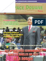 Espace Douane N 013 AOUT DEC 2011