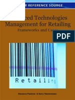 Advanced Technologies Management for Retailing- Frameworks and Cases[Team Nanban][TPB]