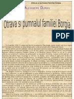 Otrava şi pumnalul familiei Borgia
