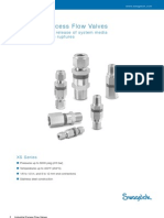 Indust r ial Excess Flow Valves