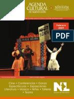 Agenda cultural | febrero 2009