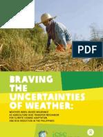 Braving the Uncertainties of Weather