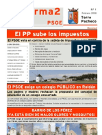 +Informados PSOE Torre Pacheco