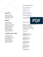 Poezii Mati