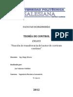 Ensayo 1_control de Motor de Cc