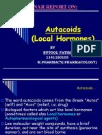 AUTACOIDS