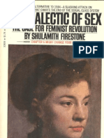 Shulamith Firestone - The Dialectic of Sex - The Case for Feminist Revolution