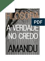 FILOSOFIA _ A VERDADE NO CREDO