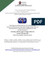 Locandina Workshop CO2