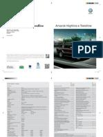 Folheto Amarok Trend e High 03-04-12 2