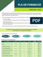 Pla de Formació interna de Plataforma Educativa 2013