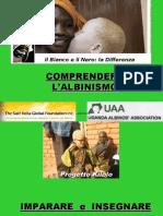 Comprendere l'albinismo
