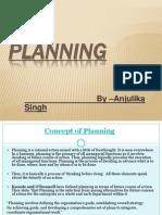 Planning..