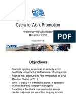 Cycle to Work Promotion