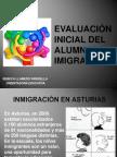 evaluacion alumnado inmigrante