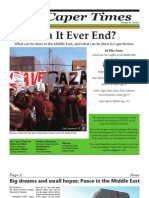 Caper Times Issue 9