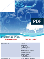 Business Plan by Ashakoor