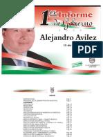 Informe de Gobierno 2008