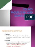 simulation n modelling