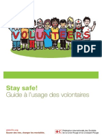 Stay safe! Guide à l'usage des volontaires