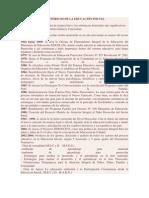ANTECEDENTES HISTÓRICOS DE LA EDUCACIÓN INICIAL