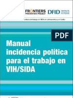 alliance - manual incidencia política para el trabajo en vih-sida - advocacy_toolkit_spanish