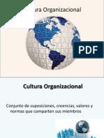 Cultura Organizacional Presentación