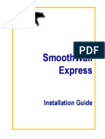 Smoothwall Express 3.0 Install Guide