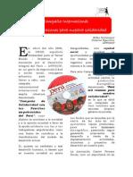 Campaña Internacional Perú Mil Razones Para Nuestra Solid Arid Ad