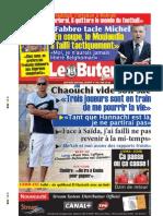 LE BUTEUR PDF du 29/01/2009