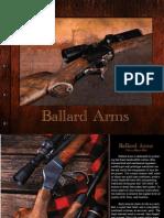 Ballardarms Portfolio