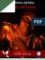 SAFE Holiday 2012 Gift Catalog (Online)