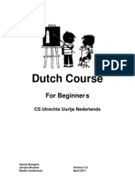 Dutch Course 32 EditionN-Klein