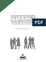 2006nuevos Actores Mapa Politico
