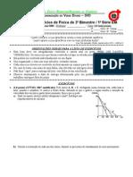 1a lista de exerc 2o bim 2008 (GRÁFICOS E LANÇAMENTOS)
